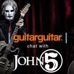 John 5 GuitarGuitar interview