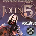 John 5 and The Creatures Invasion 2019