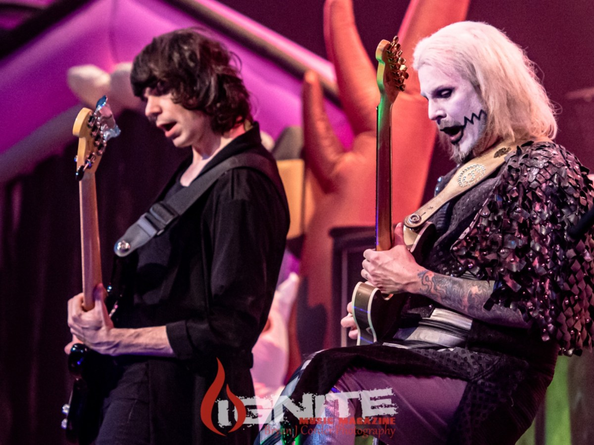 John 5 and The Creatures Ignite Music Magazine