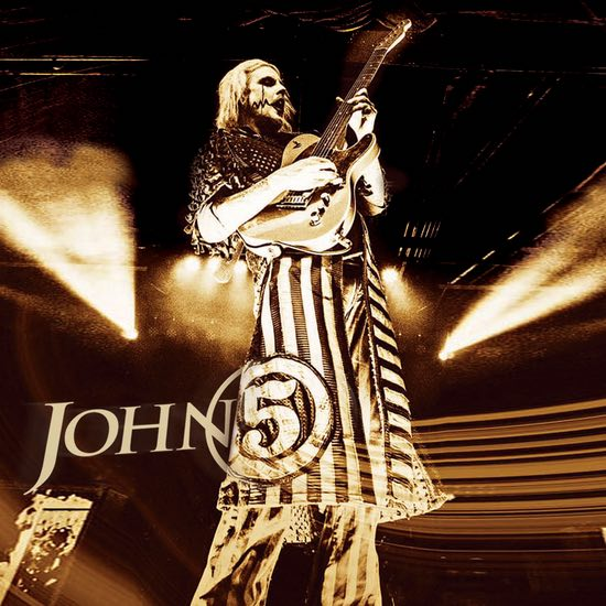 John 5 and The Creatures Live Invasion