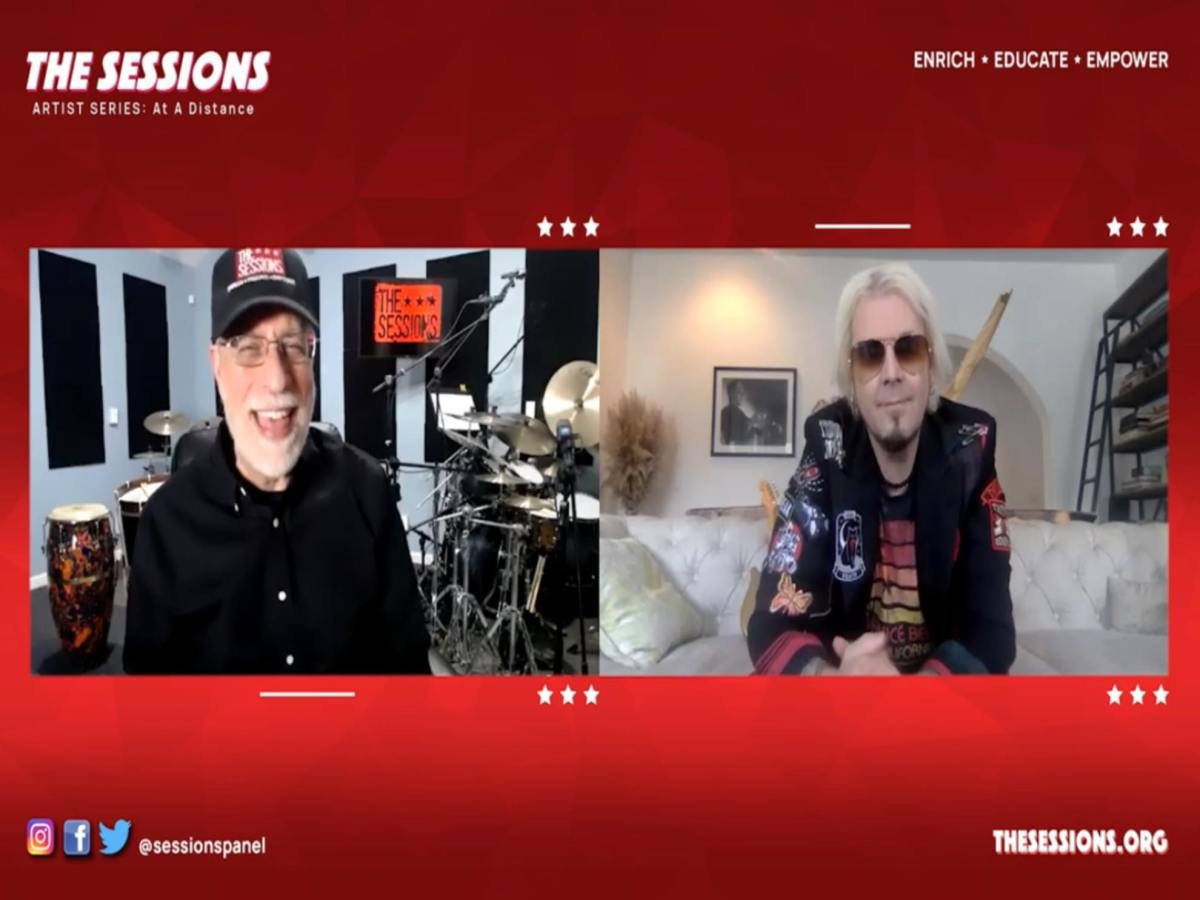 John 5 The Sessions Panel interview