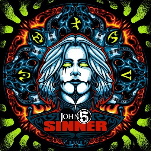 Sinner John 5 album cover