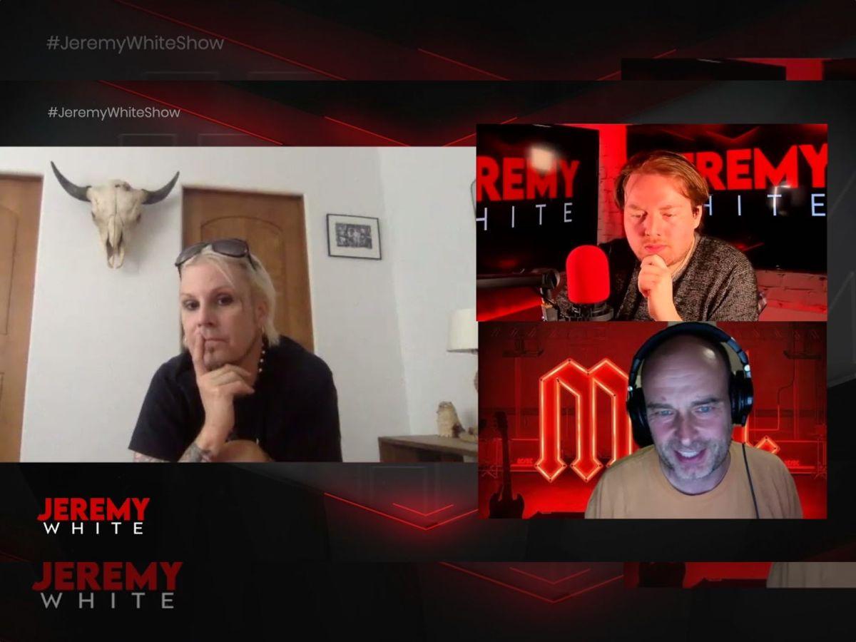 John 5 Interview Jeremy White Podcast