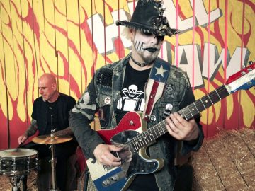 Hell Haw - John 5 and the Creatures