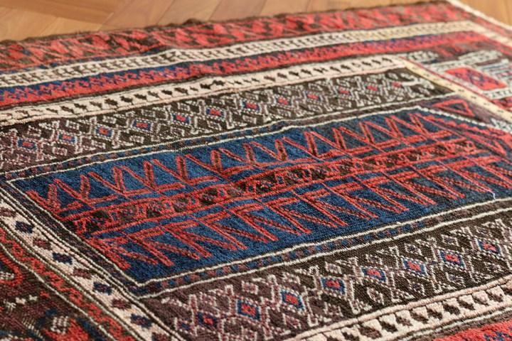 Baluch Tribal Rug 90×120cm_03