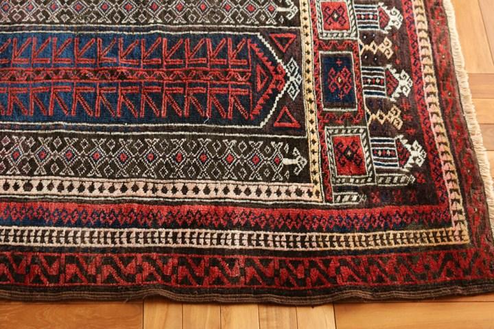 Baluch Tribal Rug 90×120cm_08