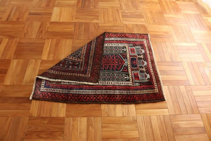 Baluch Tribal Rug 90×120cm_02