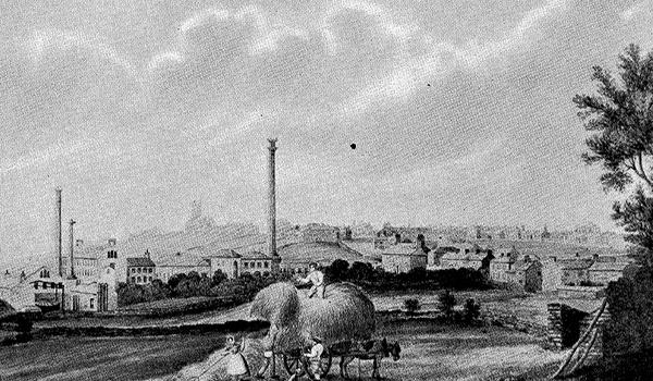Black Dyke Mills 1842