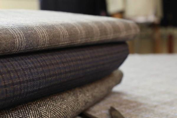 John Foster - World Famous for Quality Worsted and Mohair