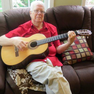 Dad-Guitar