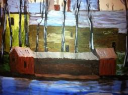 Riverfront Village - detail