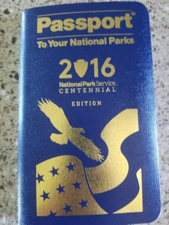 National Parks Passport 2
