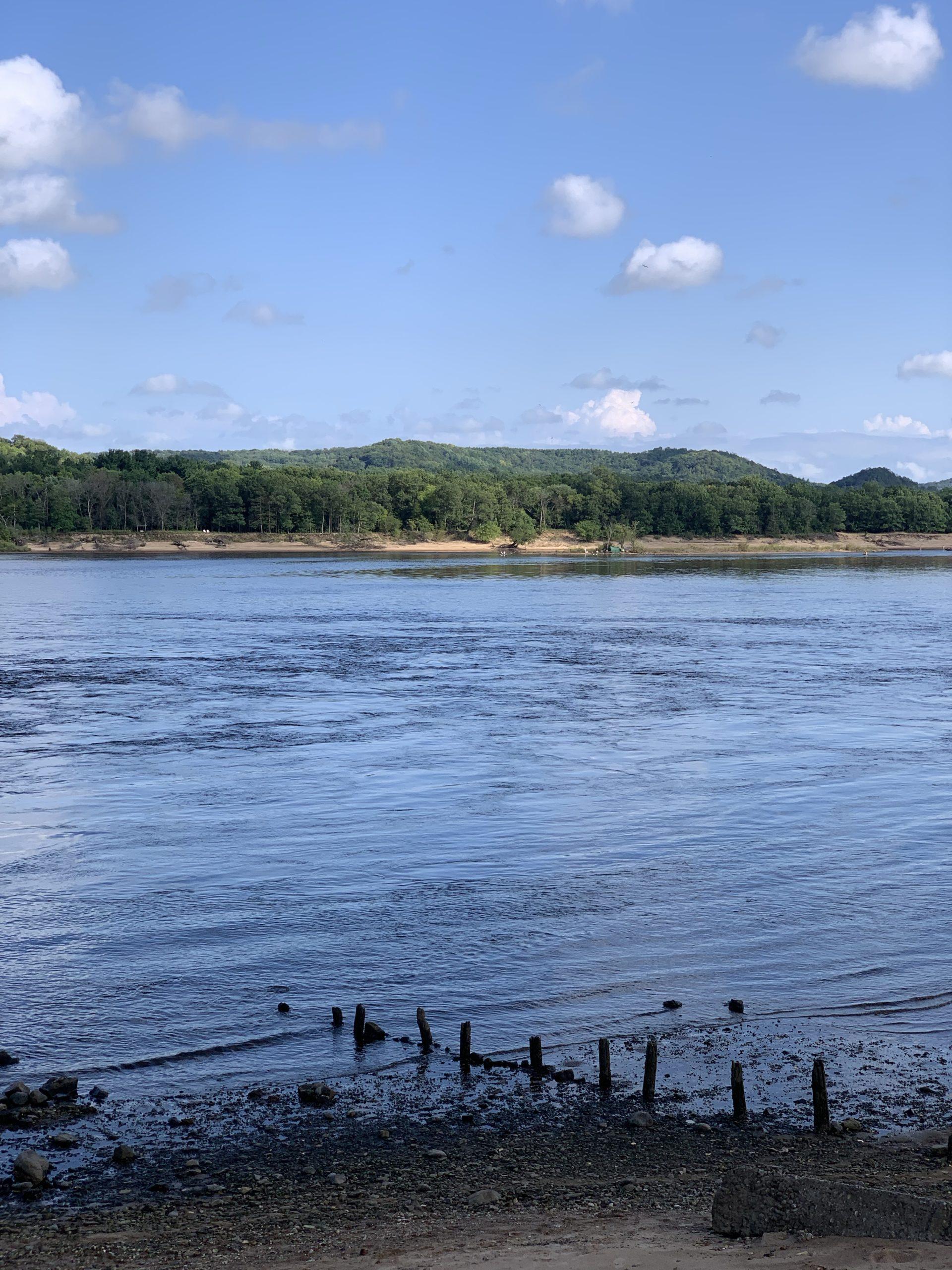 wisconsin river sauk city wi 082121