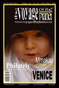 Voyage of the Planet Magazine Issue 6
