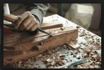 Wood sculptor