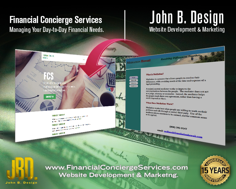 """Financial Concierge Services. – """"Managing Your Day-to-Day Financial"""
