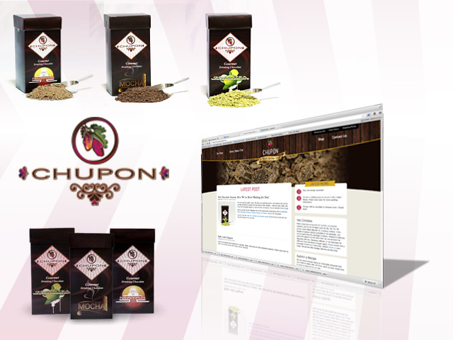 CHUPON Premium Chocolate
