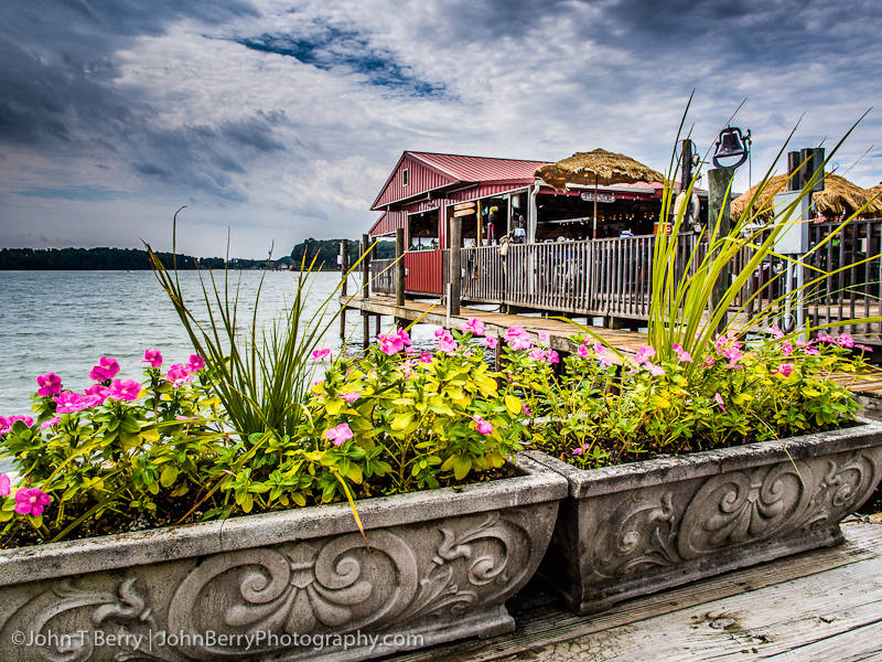 Portside Bar and Grill, Smith Mountain Lake, Virginia
