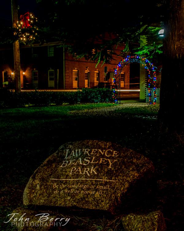 More Main St. Madison Christmas Lights
