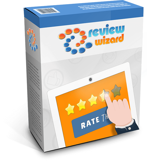 Review Wizard is a two-part product that helps you leverages your product reviews. The product consists of a training