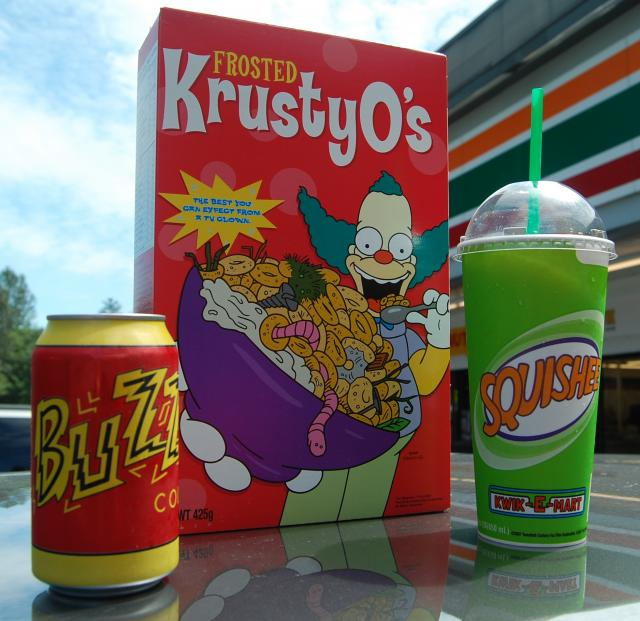 Image result for 7-Eleven: The Kwik-E-Mart Project