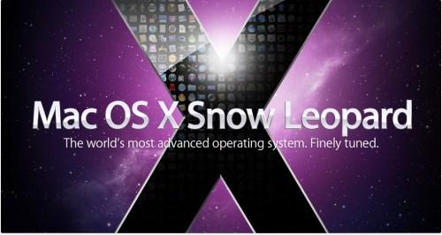OSX Snow Leopard