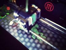 Printing a flying spaghetti monster