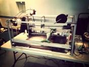 """Tiny"" 3d printer"