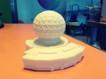 3D Printed Science World