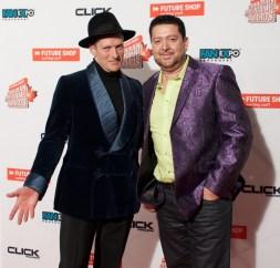 Mark Oliver & Michael Dobson