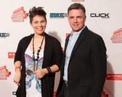 Audra Jacombs & Steve Menzie (Fan Expo)