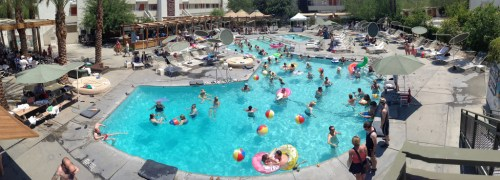 Ace Hotel Pool panorama