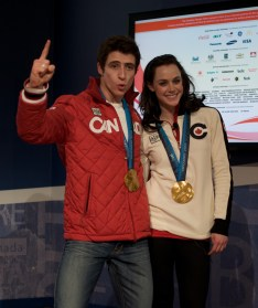 Scott Moir and Tessa Virtue