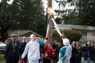 On the Torch Relay