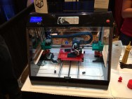 Infinity 3D from Revolution Printers