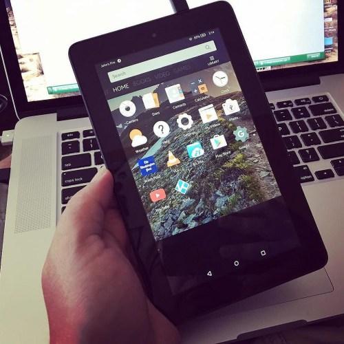 Amazon Prime Fire Tablet