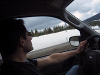 I am a good driver...