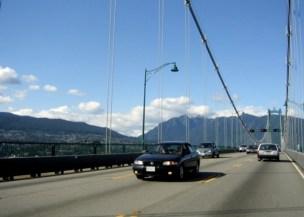Lions Gate Bridge, Vancouver, B.C.