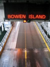 Horseshoe Bay ferry terminal