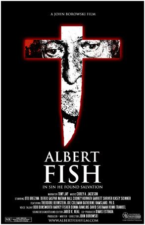 albert fish poster