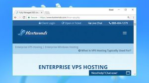 hostwinds - get free VPS 2018