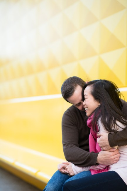 Denver Engagement Photographer larimer square