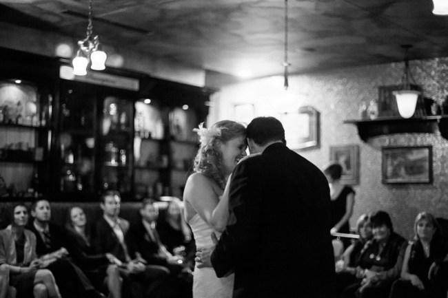 downtown denver wedding photography first dance