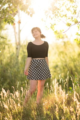 Molly - Denver High School Senior Photos-003