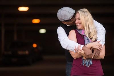 Denver LoDo Engagement photography