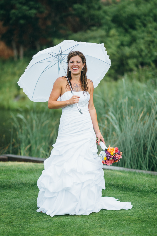Denver Wedding Photography Arrowhead bride