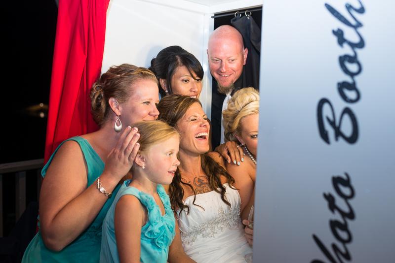 Denver Wedding Photography Arrowhead photobooth