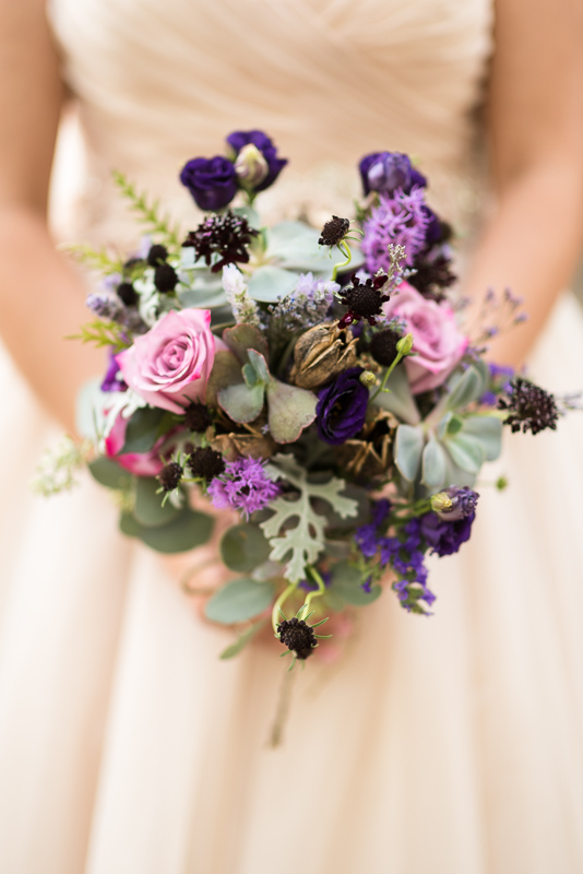 Denver Wedding Photographer Hudson Gardens bouquet