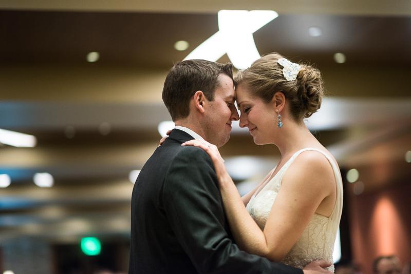 Golden Wedding Photographer first dance