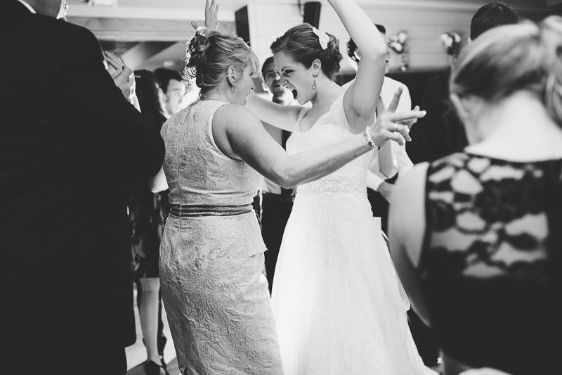 Golden Wedding Photographer bride dancing